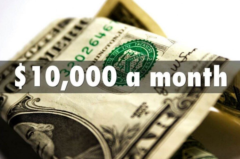 5 Easy Ways How You Can Make 10,000 dollars in a Month with Memoir – For Beginners