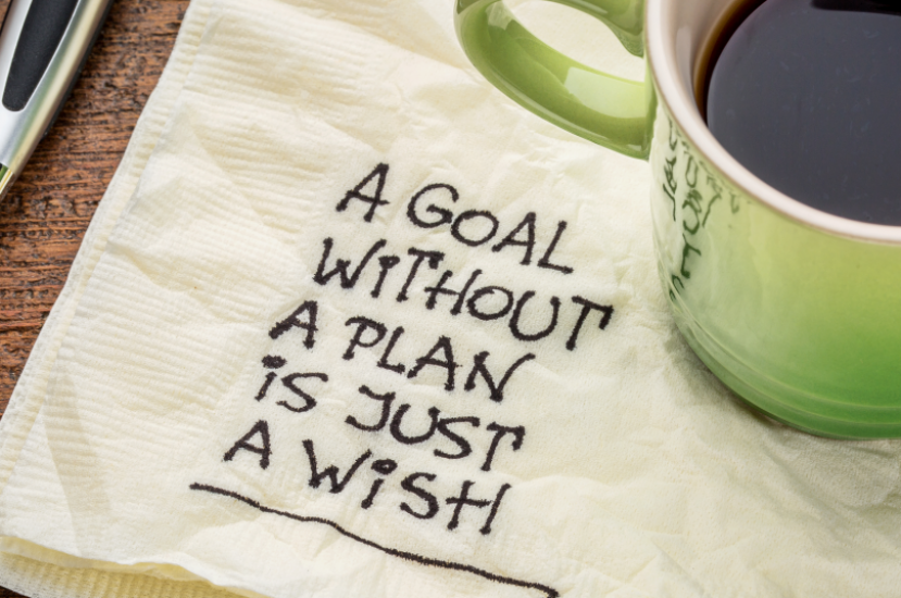 Learn Why You Must Create a Plan Before You Can Achieve Your Goals